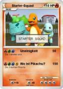 Starter-Squad