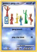 gumby's gang