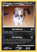 evil doggy