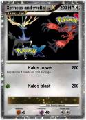 Xerneas and