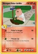 Enraged Peter