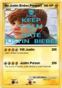 No Justin
