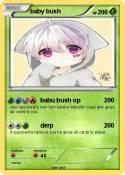 baby bush