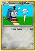 Thomas, Ze Tank