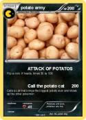 potato army