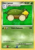 Cob Cannon