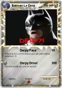 Batman Le Derp