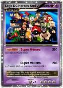 Lego DC Heroes