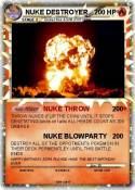 NUKE DESTROYER