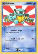 squirtle crew