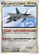 Legend F-22