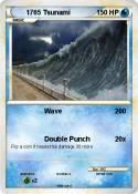 1765 Tsunami