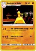Earhworm Sally