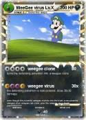 WeeGee virus