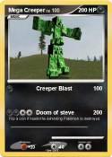 Mega Creeper