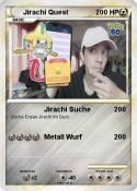Jirachi Quest