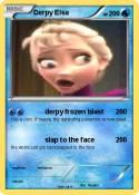 Derpy Elsa