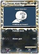 Forever aloen