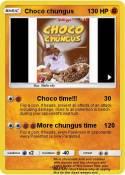 Choco chungus