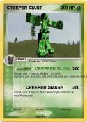 CREEPER GIANT