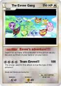 The Eevee Gang