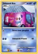 Oshawott Bus