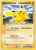 Special Pikachu