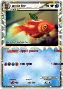 apple fish