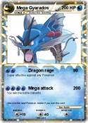 Pokémon Mega Gyarados 7 7 - Water Pulse - My Pokemon Card