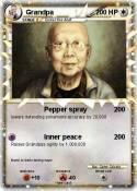 Pokémon Pepper Spray 3 3 - Heal - My Pokemon Card Uberhaxornova Spray