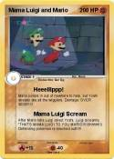 Mama Luigi and