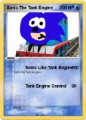 Sonic The Tank