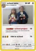 school twins