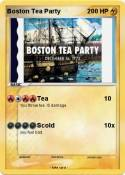 Boston Tea