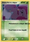 Pinkie Pie in a