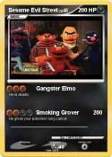 Sesame Evil