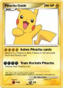 Pikachu Guide