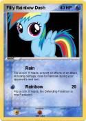 Filly Rainbow