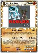Roblox Gear