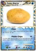 Potato Warrior