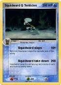 Squidward Q