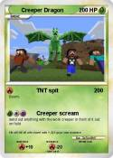 Creeper Dragon