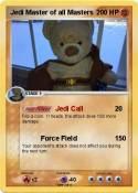 Jedi Master of