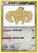 VOTE IF U LIKE