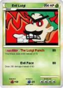 Evil Luigi