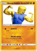 Strong Roblox