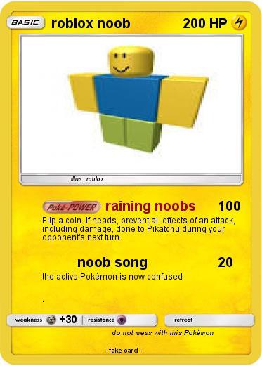 Roblox Noob Picture Pokemon Roblox Noob 135