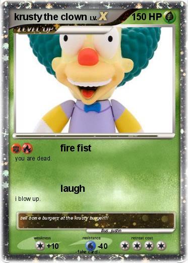 The Burgers - Laugh Clown Laugh