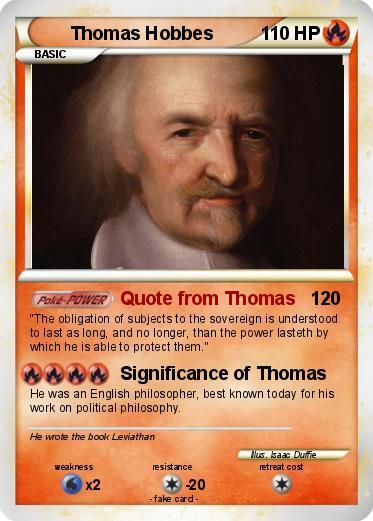 Thomas Hobbes Quotes. QuotesGram
