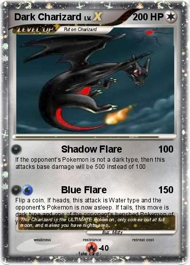 Dark Type Pokemon Cards Images | Pokemon Images